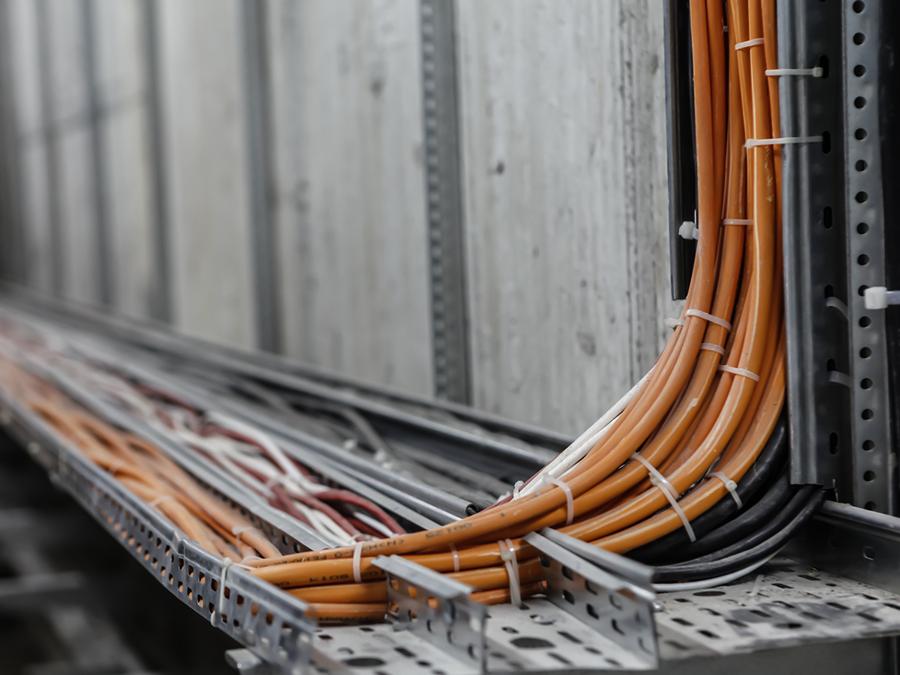 Verleggen kabels en leidingen